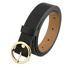 Fashion accessories for fashionable luxury women Classic cowhide Belt FOR LADIES