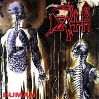 DEATH - HUMAN (DELUXE 2CD REISSUE) 2 CD NEW+