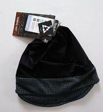 NEW Turtle Fur Polartec Thermal Pro Grid Apres Slouch Hat Visor Beanie NWT Black