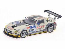 1:43 Mercedes SLS n°22 Nurburgring 2012 1/43 • MINICHAMPS 437123222