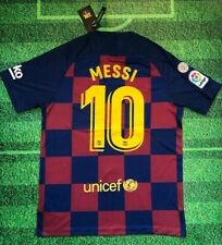 Messi Barcelona Home Jersey 19/20 (Same Day Shipping)
