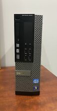 Dell Optiplex 9010 SFF - Intel Core i7 3770 3.4GHz, 4GB RAM, 1TB HDD, DVD