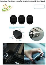 Replacement Ring Hook Mounts Car Claps for Universal Ring Stand Holder Phone