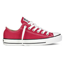 Converse Chuck Taylor All Star Core Ox Donna US 6 Rosso 7721