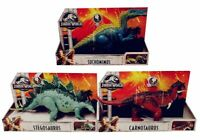 Jurassic World dinosaur play figures for children, with attack function, 36 cm