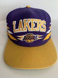 Los Angeles Lakers Mitchell Ness Hardwood Classic Snapback Hat
