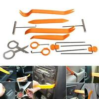 12x/Kit Universal Panel Removal Open Pry Tools Car Auto Dash Door Radio Trim