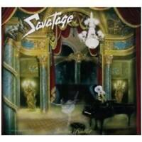 "SAVATAGE ""GUTTER BALLET (2011 EDITION)"" CD NEW+"