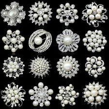 Flowers/Plants Alloy Costume Brooches & Pins