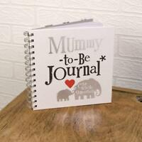 Bright Side Mummy To Be Pregnancy Journal - Mum To Be Lovely Gift idea