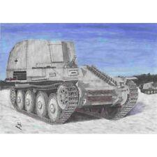 Canon automoteur Munitionsfahrzeug Ausf. M - KIT ATTACK HOBBY KITS 1/72 n° 72821