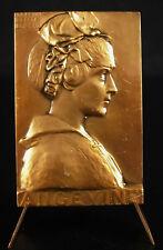 Medaille E Robert-Merignac Anjou Anger Aus Tracht