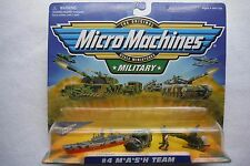 Micro Machines Military #4 M*A*S*H TEAM Galoob 1999 MOC WOW !!