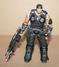 Gears of War 3 Series 1 Marcus Fenix Retro Lancer Action Figure Figur Neca 2011