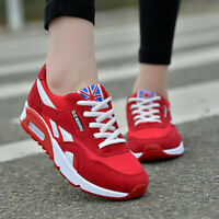 Womens Sport Running Shoes Casual Sneakers Walking Gym Athletic Trainers shoes