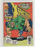 X-Factor #135 Strong Guy Mystique Sabretooth Havok Forge X-men 9.6