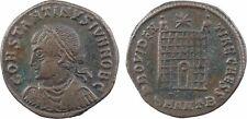 Constantin II, follis, Antioche, PROVIDENTIAE CAESS SMANT  -  72