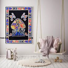 Psychedelic Mushroom Tapestry Wall Hanging Hippie Wall Tapestries Bohemian Decor