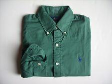 Men Polo Ralph Lauren SPORT Shirt Long Sleeves - All Sizes - CLASSIC FIT - NWT