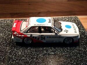 Minichamps BMW M3 DTM 1987 Olaf Manthey  Nr.24 Blaupunkt/Lui 1/18