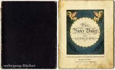 C.H: museales Kinderbuch, Das Vater Unser, Ebnersche Kunsthandlung Stgrt., 1814