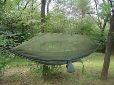 Snugpak Jungle Hammock with Mosquito Net Olive
