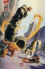Fumetti e graphic novel americani marvel fantastici quattro