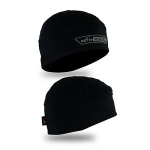 Cycling Skull Cap Under Helmet Ski Thermal Windstopper Beanie Hat Motor bike