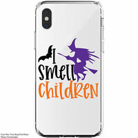 I Smell Children Hocus Pocus iPhone 11 / Galaxy Clear Phone Case
