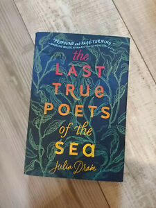 The last true Poets of the Sea – Julia Drake, Hardcover, englisch