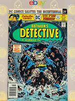 Detective Comics #461 (8.0) VF Batman 1976 Bronze Age DC Comics Key Issue