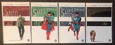 Superman Secret Identity #1,2,3,4 2004 DC Comics busiek immonen set lot nm