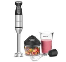 Cuisinart CSB179 Smart Stick Hand Blender Pack - Stainless Steel  RRP $159 46246