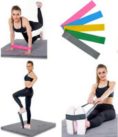 3PC Resistance Band Loop Yoga Pilates Home GYM Fitness Exercise Workout Training