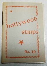Hollywood Strips Booklet No. 10 Netherlands Maple Leaf Bubble Gum Premium