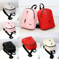 Backpack bag lady bag  student bag school bag handbag  PU Leather women bag