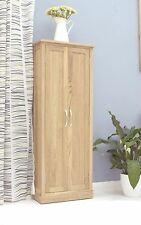 Mobel solid oak furniture CD DVD storage cupboard