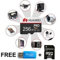 Huawei Pro Plus Micro SD Memory Card with 2 Free Adapters 128GB 256GB 512GB 1TB