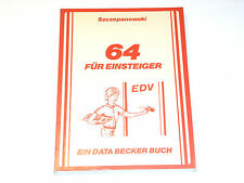 < 64 FÜR EINSTEIGER > Data Becker Buch (Z2G023)
