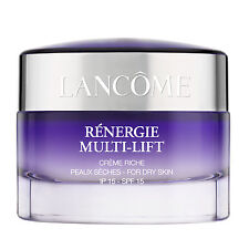 Lancome Renergie Multi Lift Creme Riche Day Cream for Dry Skin 50ml Spf15