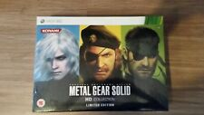 Metal Gear Solid Hd Collection Limited Editition (Sealed)