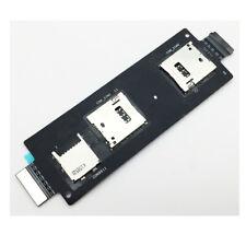 LETTORE SIM CARD READER  + MICRO SD ASUS ZENFONE 2 ZE551ML ZE550ML Z00AD Z008D