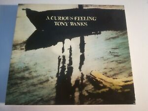 Tony Banks: A CURIOUS FEELING (Remastered - Esoteric Recordings 2009) Genesis