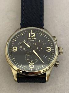 Tissot Chrono XL Blue Men's Watch - T116.617.37.057.01(w85)