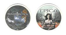 EPICA / SONATA ARCTICA - Promo Bierdeckel Coaster beer mat
