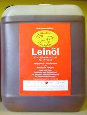 Leinöl - 10 Liter , garantierte erste Kaltpressung - Top frische Ware 2,45 € /Li