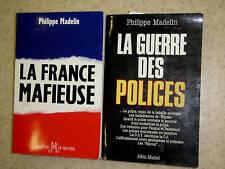 la france mafieuse/ la guerre des polices / madelin