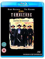 TOMBSTONE (Val Kilmer) - BLU-RAY - REGION B UK