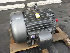 NEW! BALDOR M4412T-4 125 HP 3550 RPM 444TS 3 PHASE ELECTRIC MOTOR