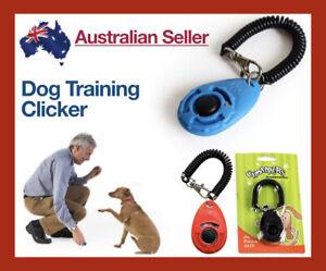 Dog Training Clicker Key ring Chain Pet Puppy School Wrist-strap Lanyard Horse